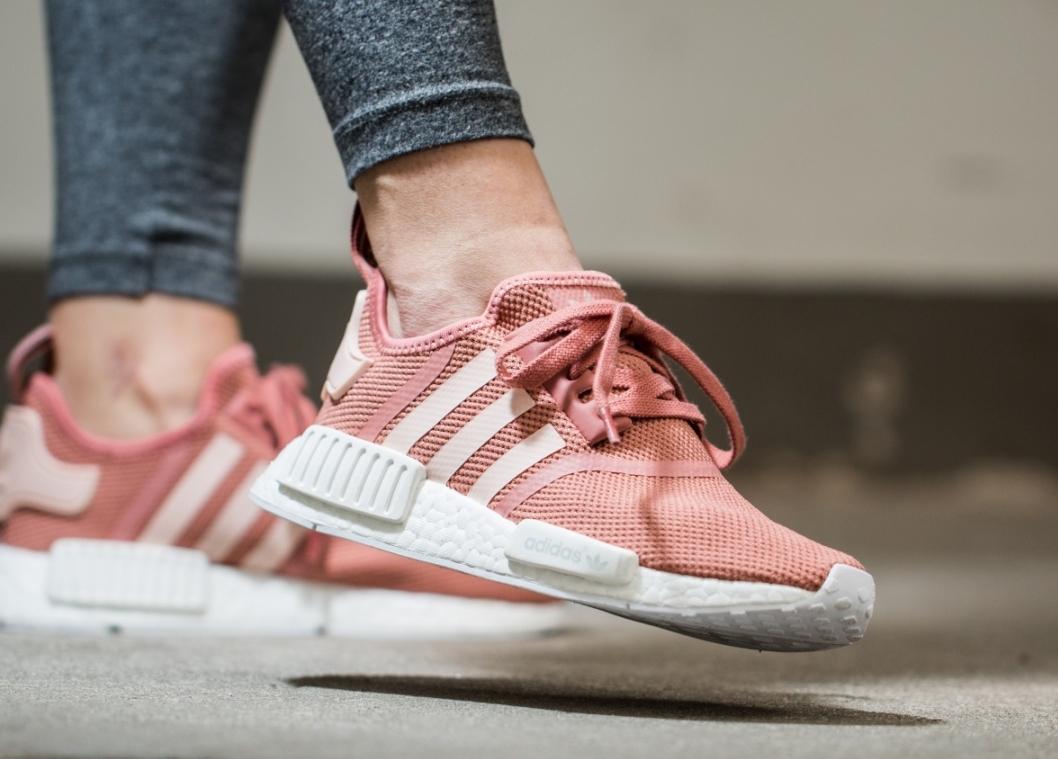 chaussures de séparation 968e4 2173b adidas nmd femme grise rose
